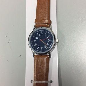 Accessories - Fashion women's watch brown navy new